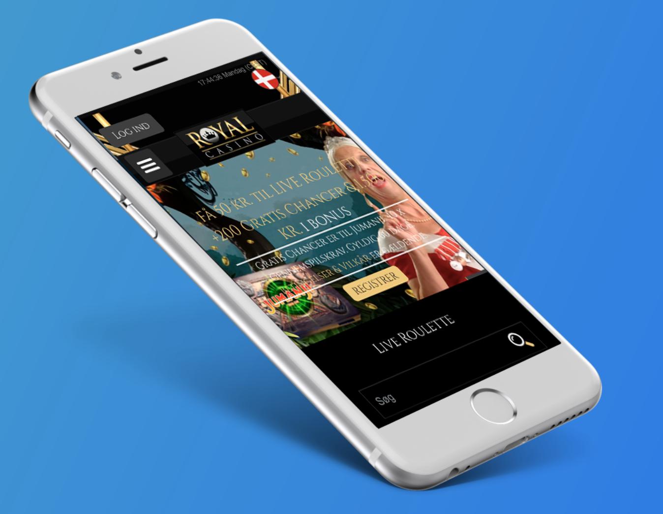Dansk mobil casino